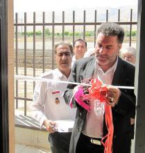 افتتاح پایگاه اورژانس 115 شهرگیان نهاوند